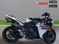 2011 Yamaha YZF Yzf R1 (10My) Sports Manual