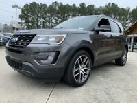 Miniature 2 Voiture American used Ford Explorer 2017