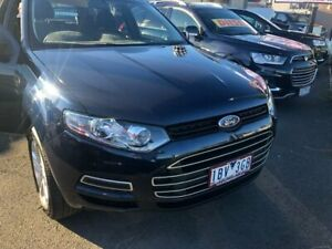 2014 Ford Territory SZ TX Seq Sport Shift AWD Blue 6 Speed Sports Automatic Wagon Lilydale Yarra Ranges Preview