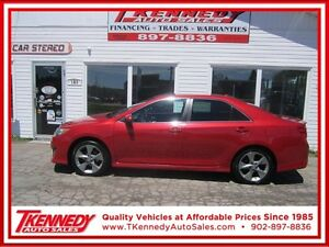 2012 Toyota Camry SE ( V-6 268 HP ) LOW PAYMENTS OAC