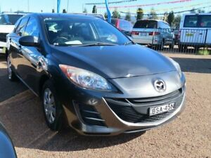 2010 Mazda 3 BL10F1 MY10 Neo Activematic Grey 5 Speed Sports Automatic Hatchback