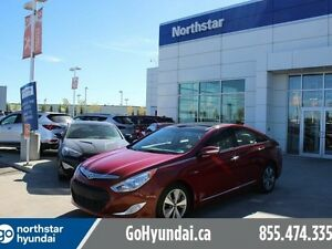 2012 Hyundai Sonata Hybrid Premium Hybrid Nav, Sunroof, Leather