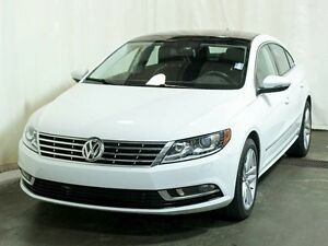 2015 Volkswagen CC Sportline Sedan w/ Turbo, Navigation, Leather