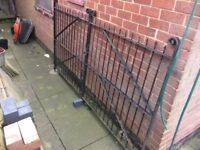 HEAVY DUTY WROUGHT IRON GATES FOR SALE