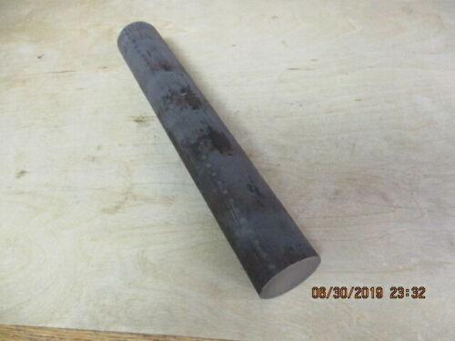 """1-3/4"""" Diameter Class 40 Cast Iron Rod  12"""" Long  8.4 lbs"""