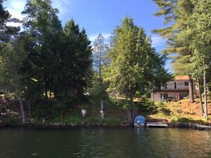 Waterfront Cottage for sale, Ladysmith Quebec