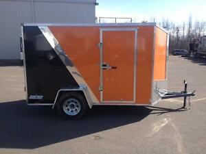 2017 Pace 6' x 10' Journey S.E. Enclosed Trailer