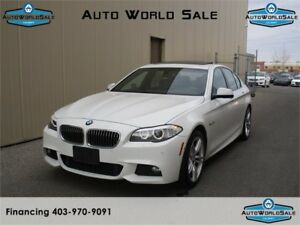 2013 BMW 535 Xdrive | M Sport Pack |Navi |Camera