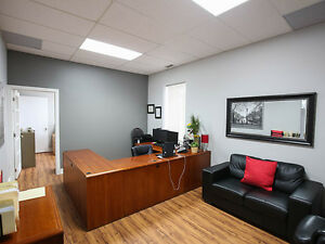 **Furnished Office**for Lease Good Mississauga Area! Must See!!