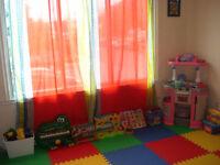 ouverture d'une garderie en milieu familial