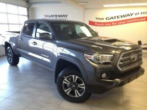 2017 Toyota Tacoma SR5 4x4 Double Cab 140.6 in. WB