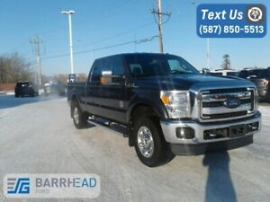 2016 Ford Super Duty F-250 Lariat 6.7L V8 LEATHER SUPERCREW