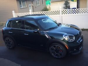 2014 MINI Cooper Countryman John Cooper Works SUV, Crossover