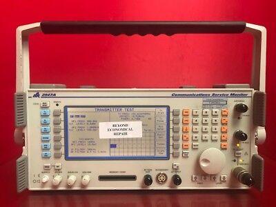 Marconi 2947a Service Monitor Parts Unit