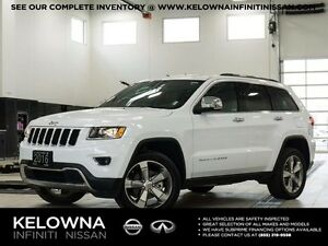 2016 Jeep Grand Cherokee Limited 4WD Sport