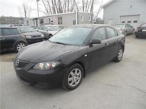 2008 Mazda 3 ,Safety and E-test included