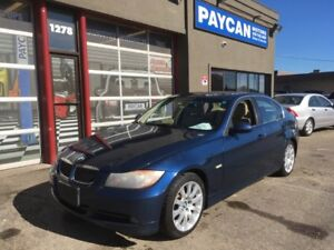 2006 BMW 3 Series 330i   CHECK OUT OUR NEW SIT PAYCANMOTORS.CA!!