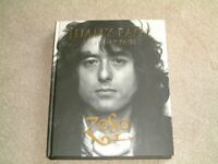 Genesis Jimmy Page Handstamped Book (Cadogan Hall, London, 15th Oct 2014)