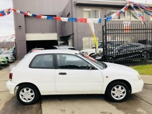 2001 Suzuki Baleno GL 4 Speed Automatic Hatchback Brooklyn Brimbank Area Preview