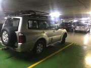 2005, NP  Pajero Fortitude Valley Brisbane North East Preview