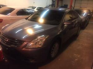 2012 NISSAN ALTIMA 2.5 S,  AUTOMATIC, POWER WINDOWS/LOCKS!
