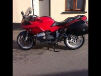 BMW R1100S motorbike - good condition for age