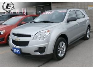 2011 Chevrolet Equinox LS with ECO TECH