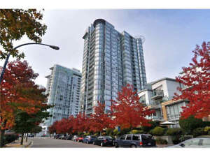 2 BED 2 BATH+ DEN + PARKING YALETOWN MARINA