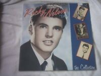 Vinyl LP Ricky Nelson Live The Collection Castle CCLP 211 1989 Stereo