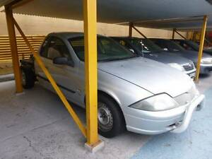 2002 Ford Falcon One Tonner Ute Carlton Kogarah Area Preview