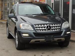 2011 Mercedes-Benz M-Class ML 350 BlueTEC/\NAV/\BACK UP