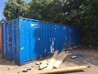 2 x 40ft shipping container available in Birmingham