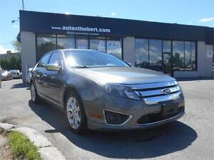 FORD FUSION SEL 2012 **CUIR ET TOIT OUVRANT**