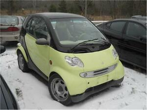2005 SmartCar for Two - Certified