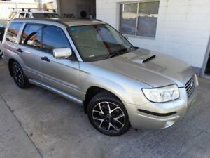 2005 Subaru Forester MY05 XT Grey 4 Speed Automatic Wagon Sylvania Sutherland Area Preview