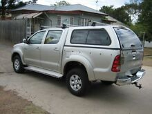 2007 Toyota Hilux KUN26R MY07 SR5 Gold Automatic Dual Cab Woodend Ipswich City Preview