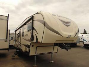 2018 Solstice 25RES Fifth Wheel