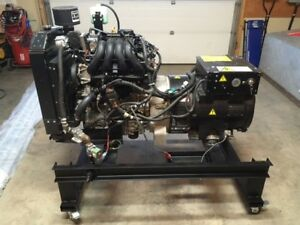 30kW Ford Propane/Natural Gas Genset REDUCED