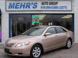 2007 Toyota Camry LE Great Car Loaded Sunroof Power Seat