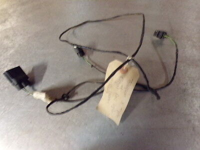 18570 H2G 2001-2007 JAGUAR X TYPE FRONT FOG LIGHT WIRING LOOM 4X43-14369AE