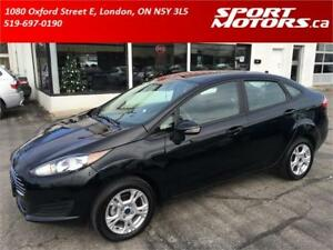 2016 Ford Fiesta **ONLY 9000 KMS!** Microsoft Sync! Bluetooth!