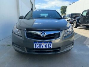 2011 Holden Cruze JG CD Grey 6 Speed Sports Automatic Sedan Welshpool Canning Area Preview