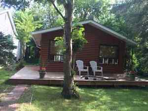 LAKEVIEW GRAND BEACH COTTAGE- 61-6th Ave. GRAND BEACH