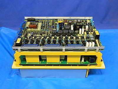Fanuc A06b-6059-h212 H515 Ac Spindle Servo Unit W 6mo Warranty Core Credit