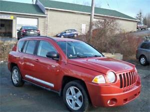 GREAT PRICE!!! 2010 JEEP COMPASS 4X4 , NICE COLOR, NEW MVI!