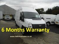 Ford Transit 2.2 TDCi 350 LWB High Roof Van 3dr