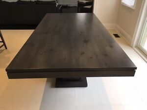 Solid Wood - Dining Table (Handmade in Canada)