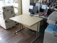 Computer desk office desk chair