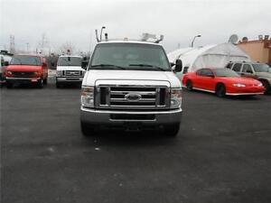 2010 Ford Econoline Cargo Van Commercial WITH NEW TRANSMISSION