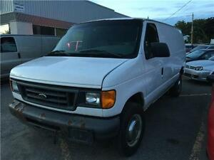 2006 Ford Fourgon Econoline